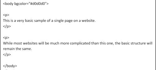 Raw Code Of Your WebSite