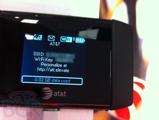 Elevate 4G from AT&T