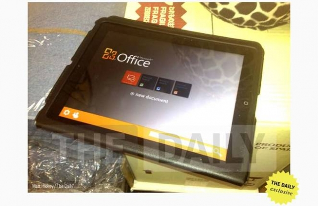 Microsoft Office for iPad, iPhone, and Android