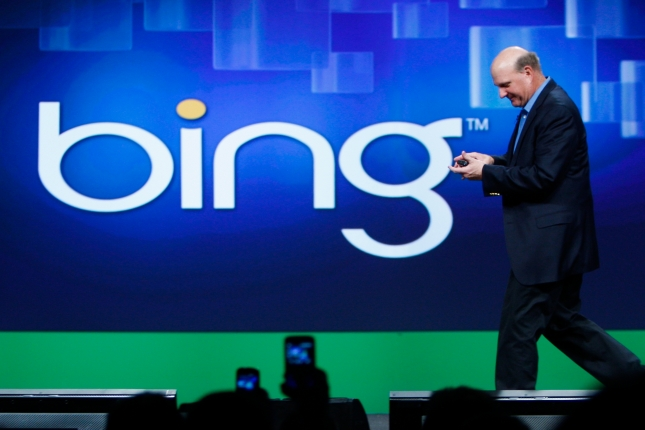 Bing Facebook Integration