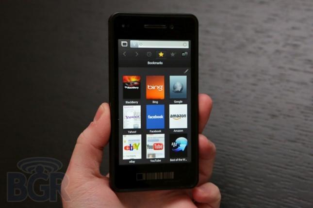 Instagram App BlackBerry 10