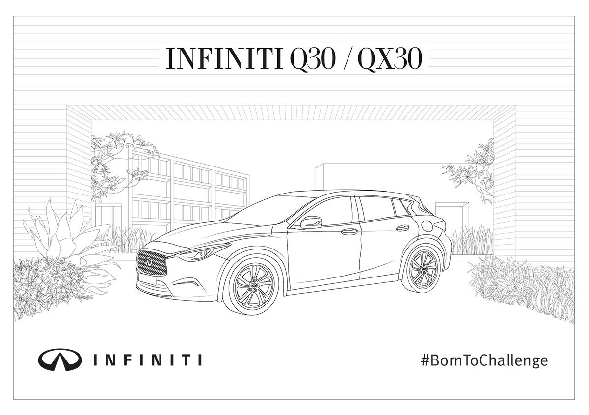 Infiniti Qatar Infiniti Q30