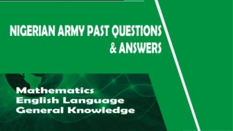 Nigerian Army DSSC Exam Questions and Answers 2020