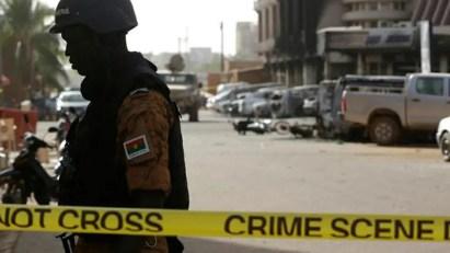 Image result for Gunmen kill 14 at Burkina Faso church