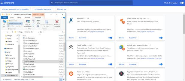 Extensions IDM Chrome - Intégration du Module IDM dans Chrome, Firefox, Edge, et tout autre Navigateur