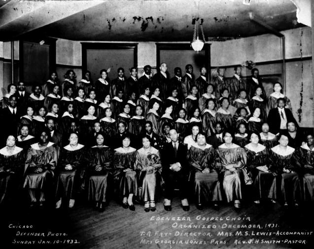 Ebenezer Gospel Chorus