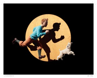 Art of the Adventures of Tintin