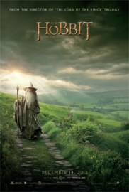 Hobbit Movie Poster Gandalf