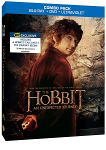 The Best Buy exclusive version of The Hobbit: An Unexpected Journey