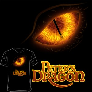 Peter's Dragon T-Shirt