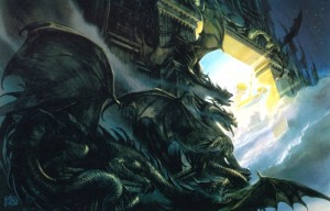 The Doors of Night by John Howe