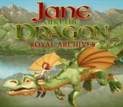 Jane and the Dragon_ Royal Archives