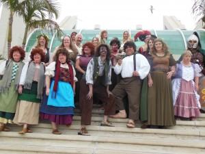 SDCC 2012 Tolkien cosplay
