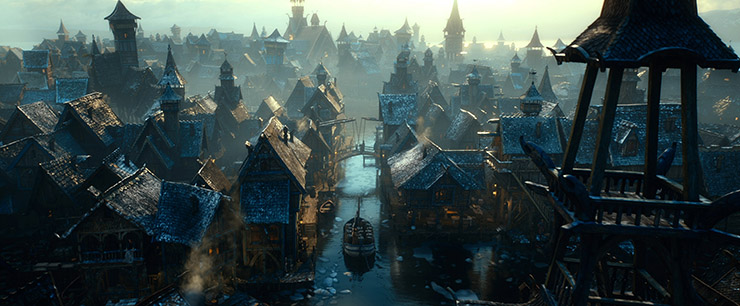 (Peter Jackson's Lake-Town)