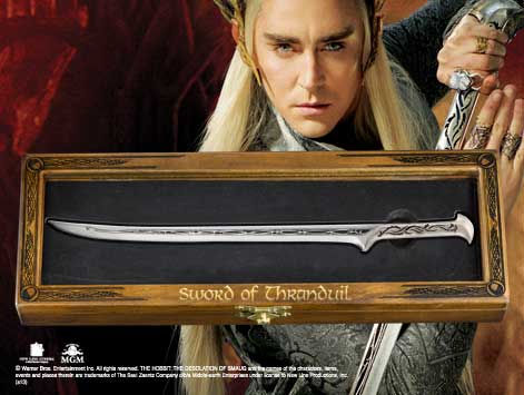 Image result for sword from battle of the five armies