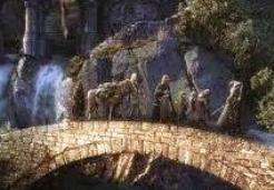 The Fellowship leaves Rivendell