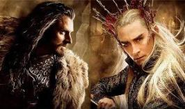 Thorin and Thranduil posters