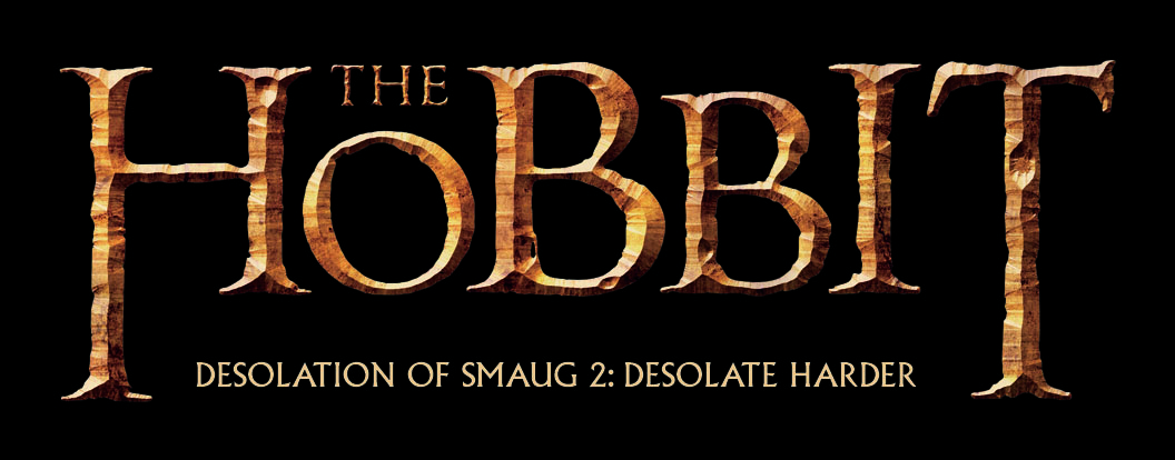 THE HOBBIT - TABA DESOLATE HARDER