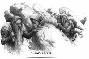 The Petty Dwarves - Alan Lee