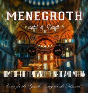 Menegroth - Mae Govannen