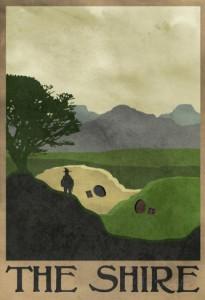 The Shire - Steve Thomas