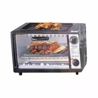 master chef toaster oven baking toasting grilling