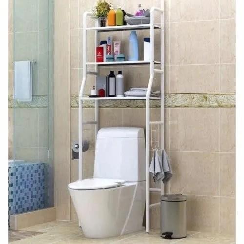 bathroom and toilet storage rack