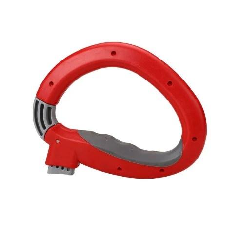 Bag Grips One Trip Grip Shopping Saving Tool – Red