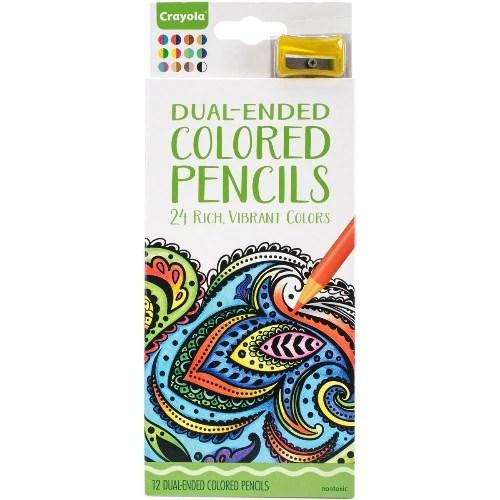 crayola color pencils # 14