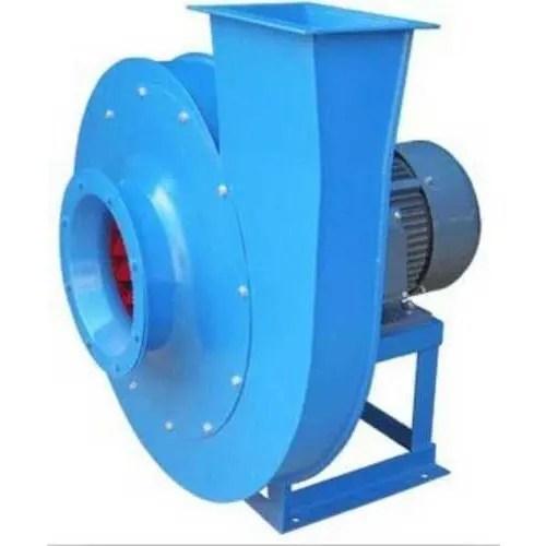 7 5hp industrial centrifugal air blower exhaust fan