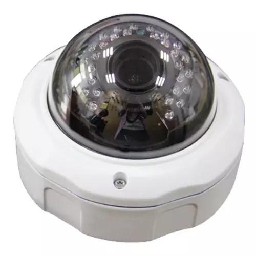 HD 1080P 2MP 2.8-12 mm Manual Zoom Lens AHD Dome Camera