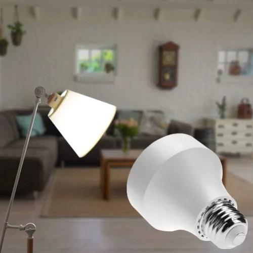 Wifi Light Bulb Socket E26/ E27 – Smart Led Bulb Adapter Wireless Lamp Holder