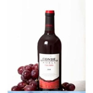 Image result for Conde Noble Vino Tinto