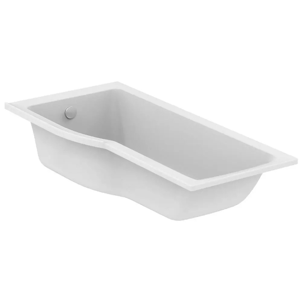 Ideal Standard Connect Air Raumspar Badewanne 170 X 80 Cm Version Links E113401 Megabad