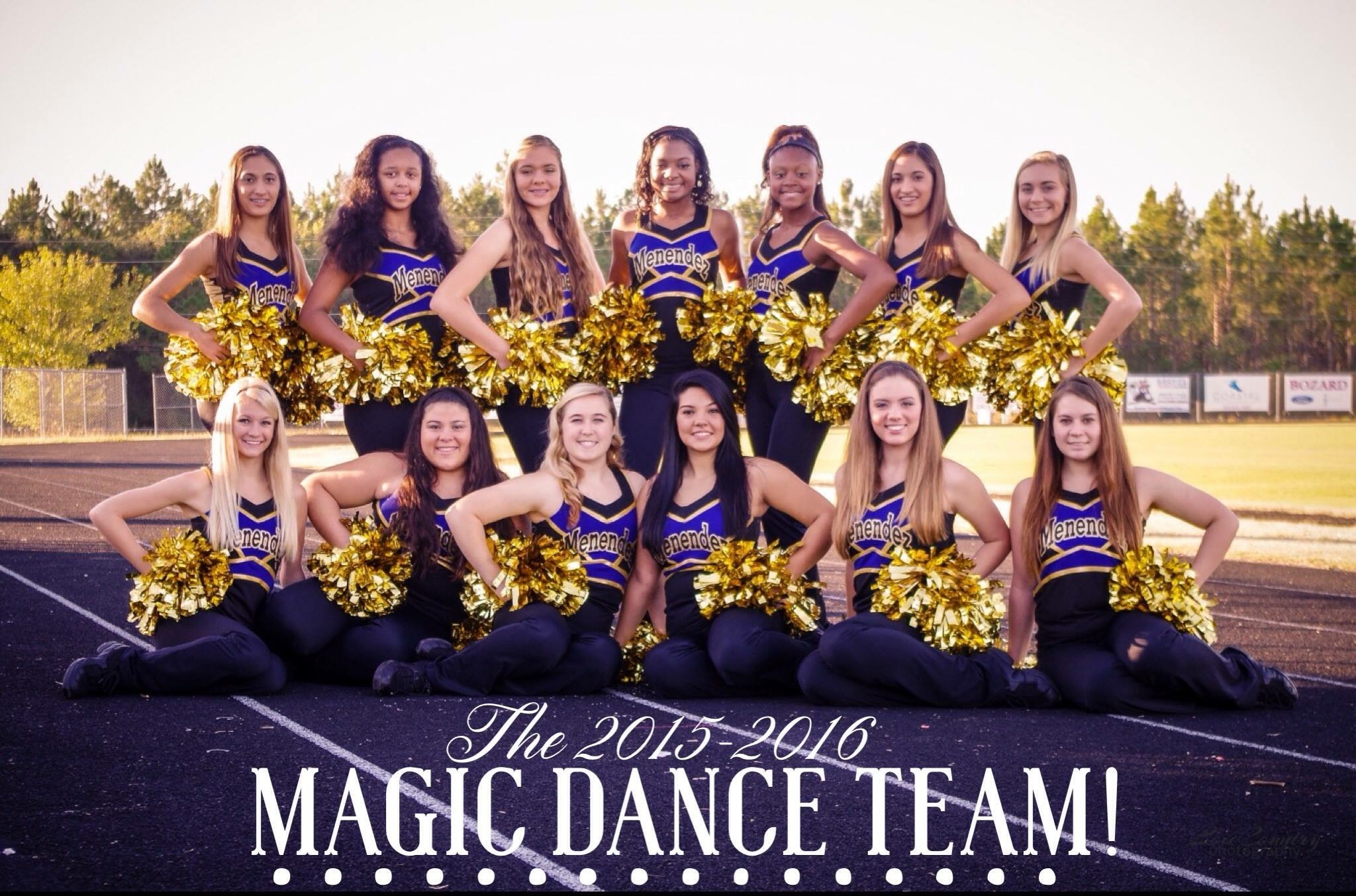 Magic Dance Team Pedro Menendez High School