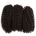 AF-S2-670587 Crochet Braid Hair Black Rope Twist Havana Mambo Africa American Hair Extensions
