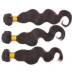 AF-S2-383445 20 inches 80g Medium Tan Human Hair Virgin Hair Wave