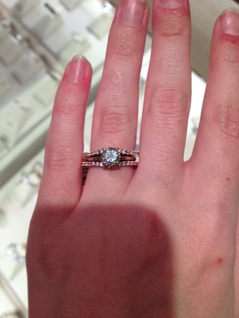 Kay Leo Diamond Bridal Sets