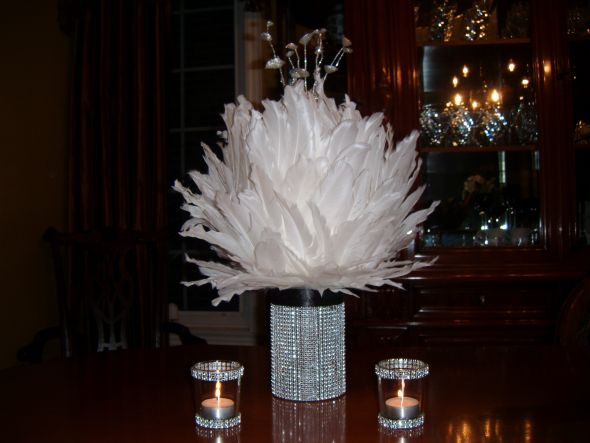 Engagement Party Centerpieces Weddingbee Photo Gallery