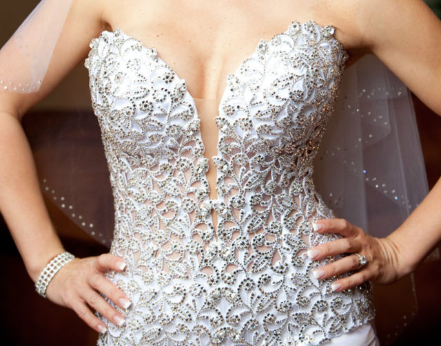 Custom Wedding Dress Maker For A Pnina Style……