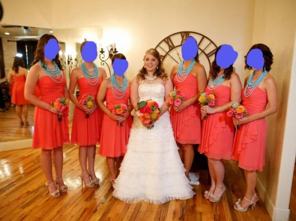 Did I Seriously Pick Ugly Bridesmaid Dresses?