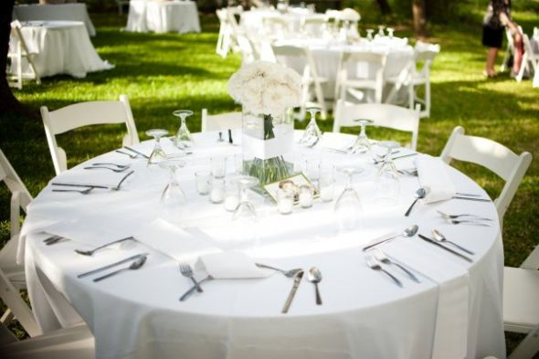 Share Pics Of Your Floral Centerpieces For Round Tables