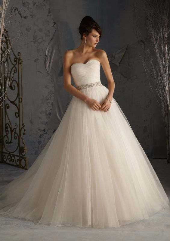 Show Me Your Vow Renewal Dress