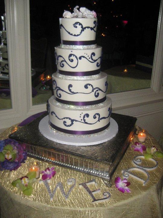 My Wedding Cake Weddingbee Photo Gallery