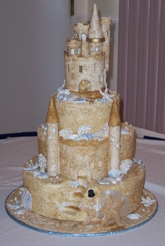 Which Wedding Cake Should I Do Whch Would Look Better