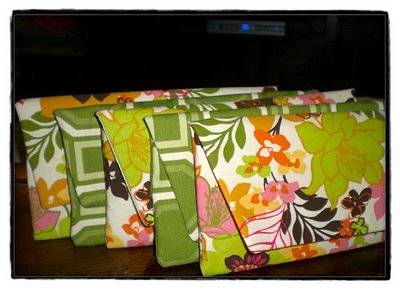 Sewing Clutches for the Ladies :  wedding bridesmaid gift diy 1 1