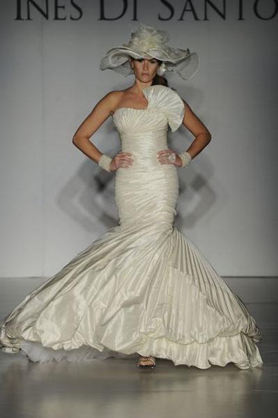 Bridal Market 2010 - Ines Di Santo :  wedding bridal market 2010  Val0019 _VAL0019