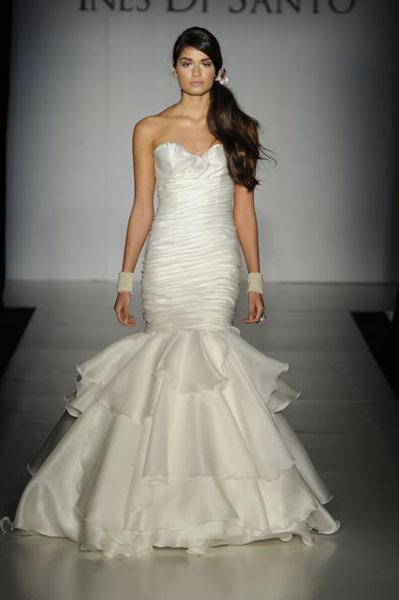 Bridal Market 2010 - Ines Di Santo :  wedding bridal market 2010  Val0466 _VAL0466