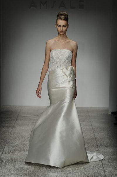Bridal Market 2010 - Amsale :  wedding bridal market 2010 Val7537  _VAL7537