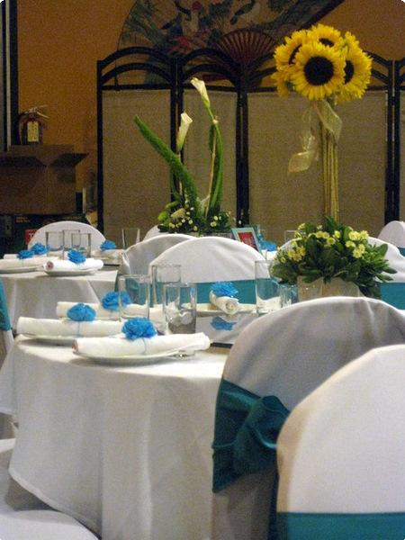 {Update} Tissue Paper Pom Napkin Ring  :  wedding pictures recap san diego 215 2